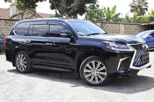Toyota Land Cruiser 2016 5.7 V8 GXR Black | Cars for sale in Nairobi, Thome