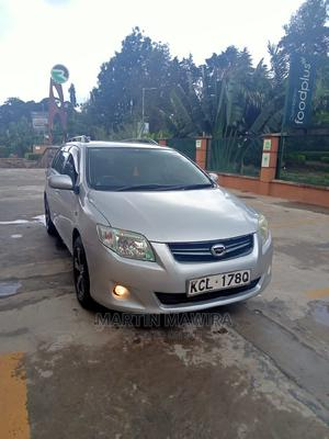 Toyota Fielder 2010 Silver | Cars for sale in Nairobi, Karen