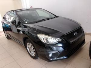 Subaru Impreza 2014 Black | Cars for sale in Mombasa, Mombasa CBD