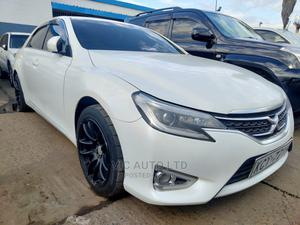 Toyota Mark X 2012 White | Cars for sale in Nairobi, Ridgeways