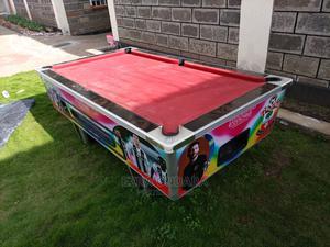 Marble Top Pool Table (Slightly Used / 4months) | Sports Equipment for sale in Nakuru, Nakuru Town East