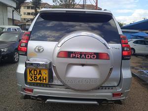 Toyota Land Cruiser Prado 2014 Silver | Cars for sale in Nairobi, Nairobi Central