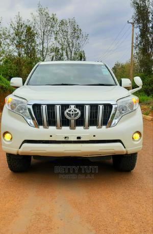 Toyota Land Cruiser Prado 2014 White   Cars for sale in Kiambu, Kiambu / Kiambu