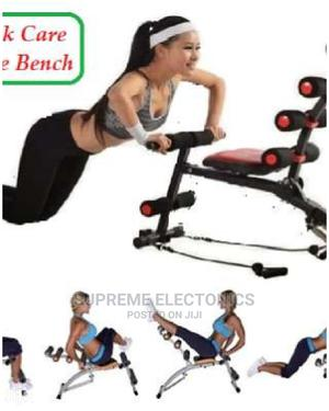 Golden Star Six Pack Care ABS Fitness Machine With Pedals.   Sports Equipment for sale in Nairobi, Nairobi Central