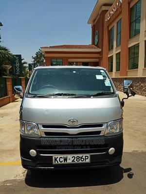 Toyota Hiace 2012 Silver | Buses & Microbuses for sale in Kiambu, Ruaka