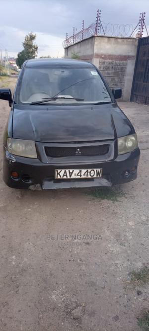Mitsubishi RVR 2002 Black | Cars for sale in Kiambu, Ruiru