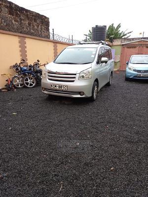 Toyota Noah 2011 Silver | Cars for sale in Kirinyaga, Kerugoya