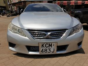 Toyota Mark X 2010 Silver   Cars for sale in Nairobi, Runda