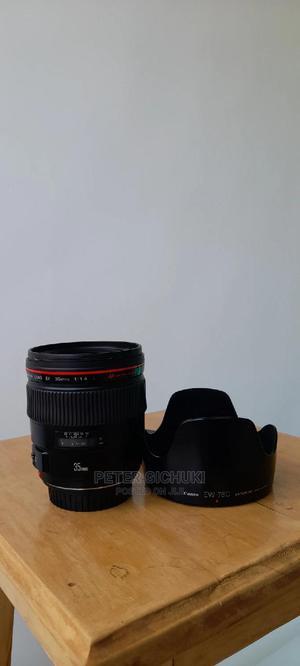 Canon 35mm 1.4 Lens | Photo & Video Cameras for sale in Nairobi, Karen