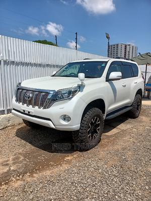 Toyota Land Cruiser Prado 2014 2.7 VVT-i White | Cars for sale in Nairobi, Nairobi South