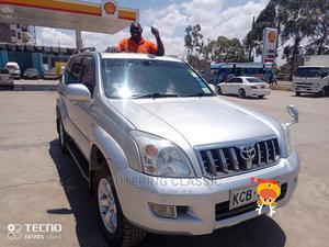 Toyota Land Cruiser Prado 2007 Silver | Cars for sale in Nairobi, Umoja