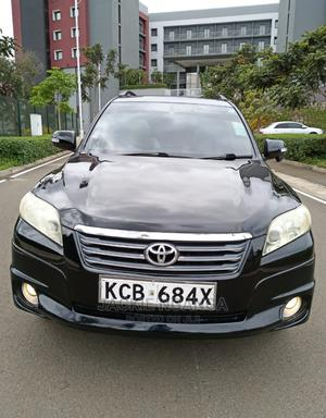 Toyota Vanguard 2008 Black | Cars for sale in Nairobi, Nairobi Central