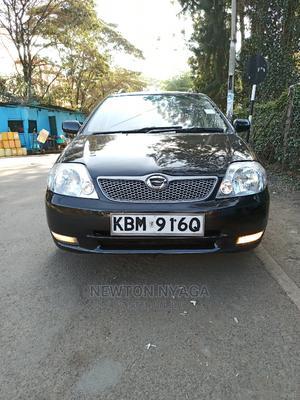 Toyota Fielder 2003 Black | Cars for sale in Nairobi, Maringo/Hamza