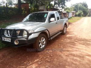 Nissan Navara 2009 2.5 dCi Silver | Cars for sale in Kericho, Cheptororiet/Seretut