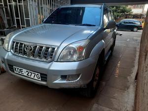 Toyota Land Cruiser Prado 2008 Silver   Cars for sale in Nairobi, Parklands/Highridge