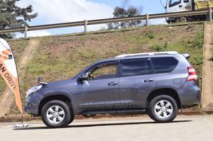 Toyota Land Cruiser Prado 2013 Gray   Cars for sale in Nairobi, Runda
