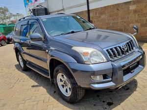 Toyota Land Cruiser Prado 2004 2.7 5dr Gray   Cars for sale in Nairobi, Parklands/Highridge