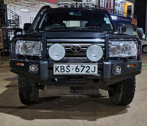 Toyota Land Cruiser 2006 100 4.2 Black | Cars for sale in Nairobi, Kilimani