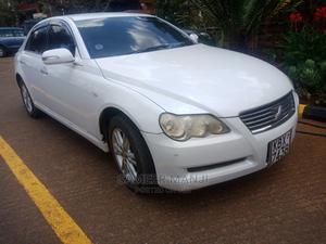 Toyota Mark X 2009 2.5 RWD White | Cars for sale in Nairobi, Parklands/Highridge