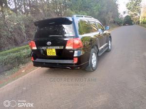 Toyota Land Cruiser 2009 Black | Cars for sale in Nairobi, Ridgeways