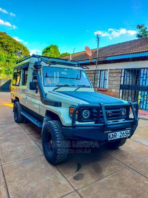 Toyota Land Cruiser 2003 Beige   Cars for sale in Nairobi, Ngara