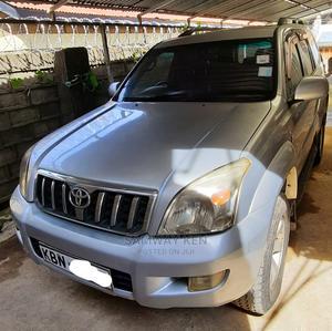 Toyota Land Cruiser Prado 2004 Silver   Cars for sale in Nakuru, Bahati