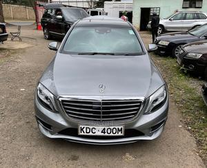 Mercedes-Benz S-Class 2013 S 400 Hybrid L (V221) Gray | Cars for sale in Nairobi, Westlands