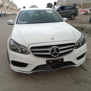 Mercedes-Benz E250 2014 White   Cars for sale in Nairobi, Nairobi Central