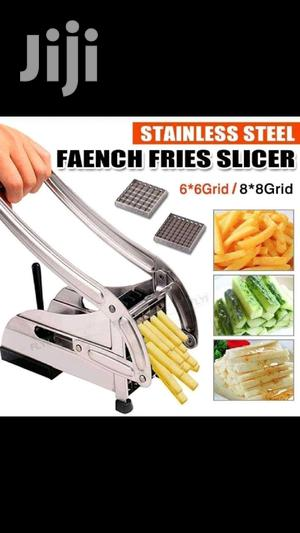 Chips Cutter/Stainless Sufuria Chips Cutter | Kitchen & Dining for sale in Nairobi, Nairobi Central