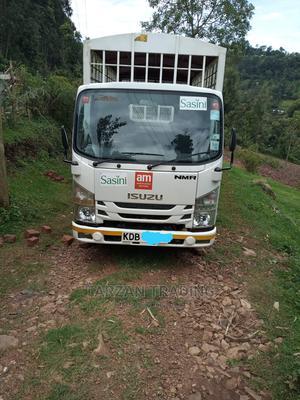 Almost New Isuzu Nmr 2021 Local.   Trucks & Trailers for sale in Kericho, Kabianga