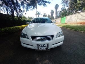 Toyota Mark X 2009 White | Cars for sale in Nairobi, Nairobi Central