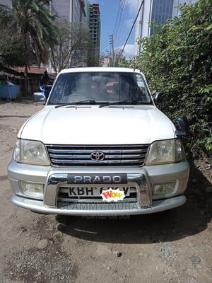 Toyota Land Cruiser Prado 2005 Silver   Cars for sale in Nairobi, Parklands/Highridge