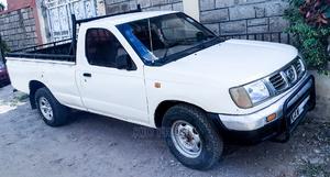 Nissan Pick-Up 2001 White   Cars for sale in Nairobi, Nairobi South