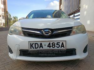 Toyota Fielder 2013 White   Cars for sale in Nairobi, Langata
