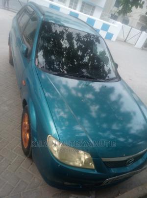 Mazda Familia 2006 Blue   Cars for sale in Mombasa, Tononoka