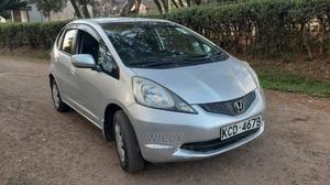 Honda Fit 2008 Silver   Cars for sale in Nairobi, Kilimani