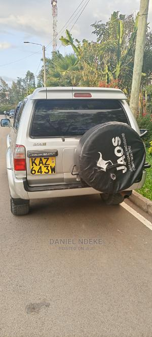 Toyota Hilux Surf 2000 Silver   Cars for sale in Nairobi, Karen