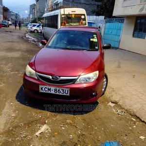 Subaru Impreza 2010 Red | Cars for sale in Nairobi, Nairobi Central