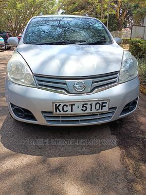 Nissan Note 2011 1.4 Silver | Cars for sale in Kiambu, Ruiru