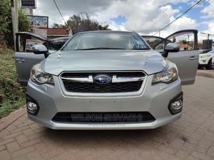 Subaru Impreza 2014 Silver | Cars for sale in Nairobi, Kilimani