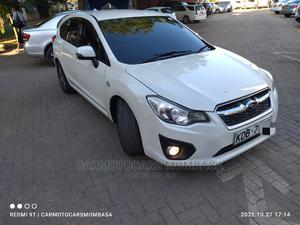 Subaru Impreza 2013 White | Cars for sale in Mombasa, Nyali