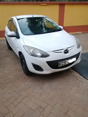 Mazda Demio 2012 White | Cars for sale in Kajiado, Ngong