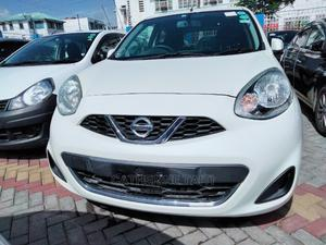 Nissan March 2014 White | Cars for sale in Mombasa, Mombasa CBD