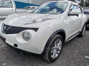 Nissan Juke 2014 White | Cars for sale in Nairobi, Ridgeways