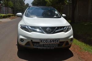 Nissan Murano 2013 White | Cars for sale in Nairobi, Ridgeways