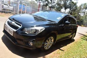 Subaru Impreza 2014 Black | Cars for sale in Nairobi, Ridgeways