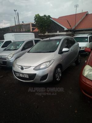 Mazda Demio 2011 Silver | Cars for sale in Nakuru, Nakuru Town East