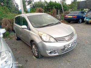 Nissan Note 2011 1.4 Silver | Cars for sale in Nairobi, Embakasi