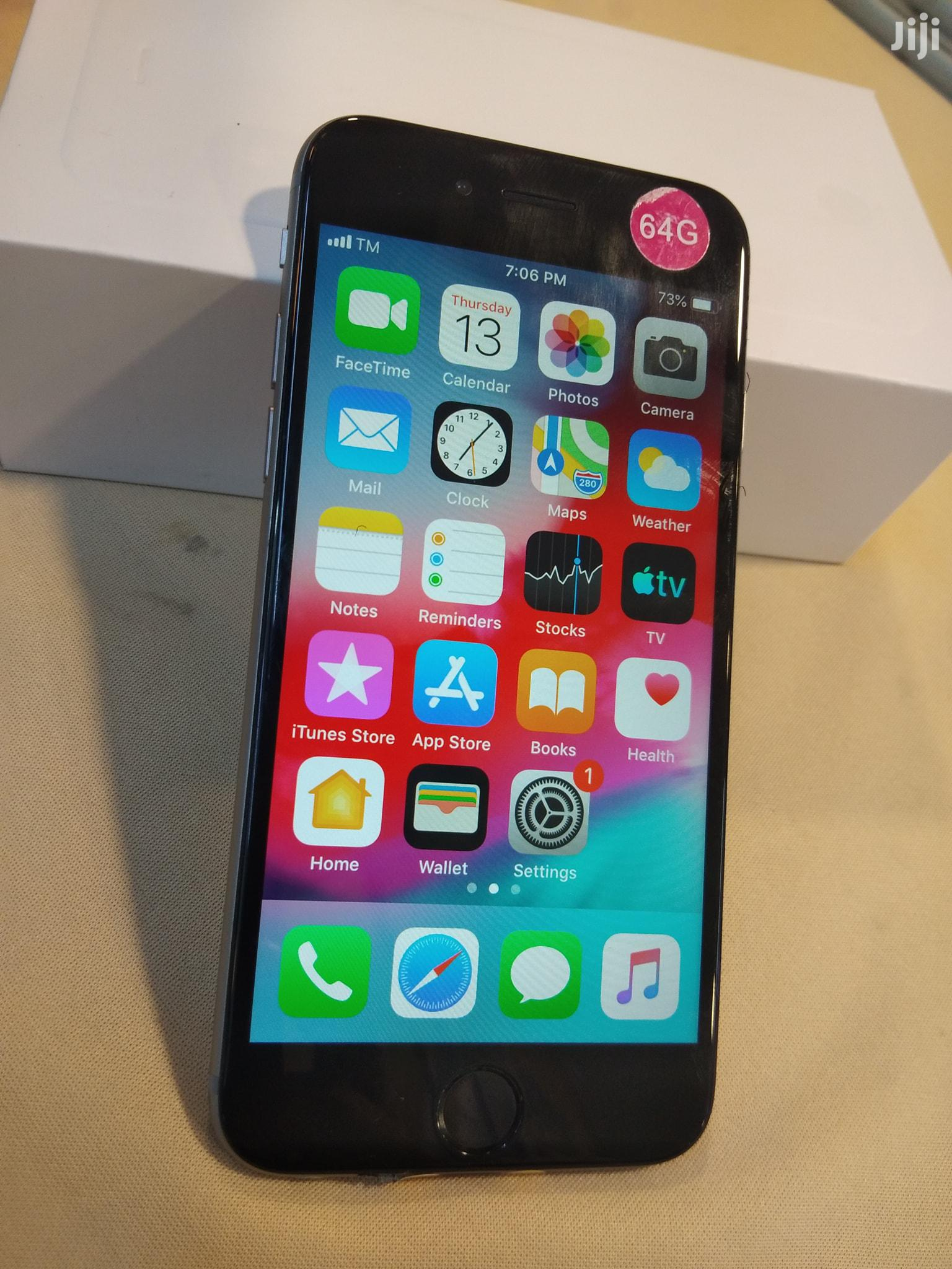 Archive: New Apple iPhone 6 64 GB Gray