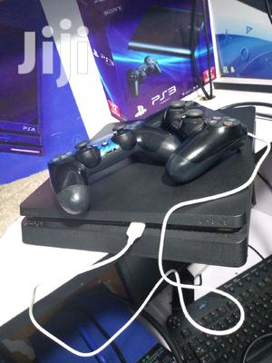 Chipped Ps4 With Two Controllers   Video Game Consoles for sale in Nairobi, Nairobi Central